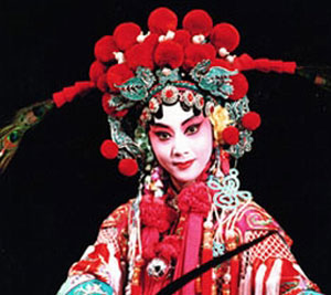 Традиционная пекинская опера